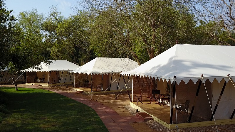 Sherbagh Tented Camp